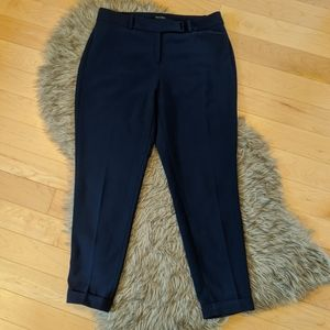 WHBM - Navy Ankle Pants